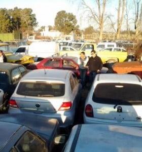 Proponen exhibir, publicar e inventariar los vehículos secuestrados por policía de tránsito