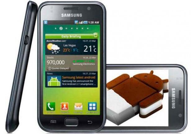 Ice Cream Sandwich ya está presente en el 15% de los equipos Android