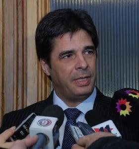 Gustavo Mena asumió hoy, como jefe del gabinete comunal