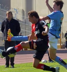 Newell's empató con Belgrano en un disputado encuentro