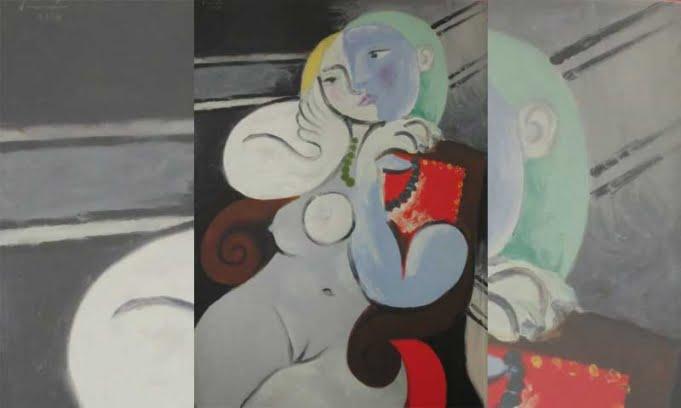 El aeropuerto de Edimburgo retiró un desnudo de Picasso por las protestas de pasajeros