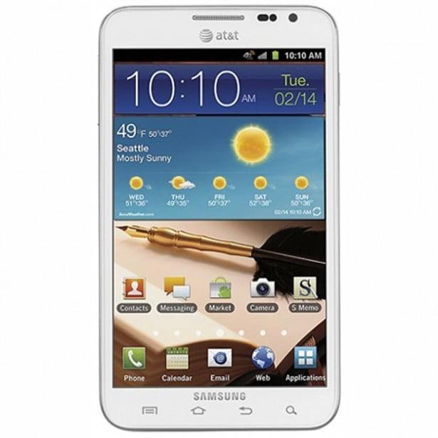 El Samsung Galaxy Note II se presentará el 29 de agosto