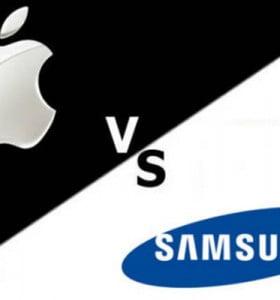 Samsung debe pagar U$S 1.049 millones a Apple por infringir sus patentes