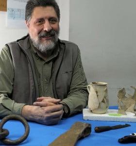 Exhibirán 15 mil piezas de un barco mercante del siglo XVIII hallado en Puerto Madero