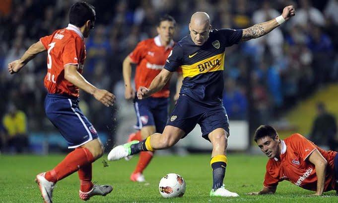 Independiente y Boca se enfrentan por la Sudamericana