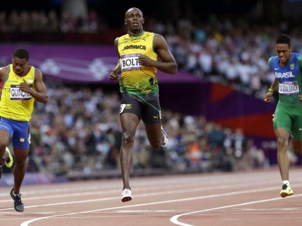 Usain Bolt ganó otro oro y se convirtió en leyenda