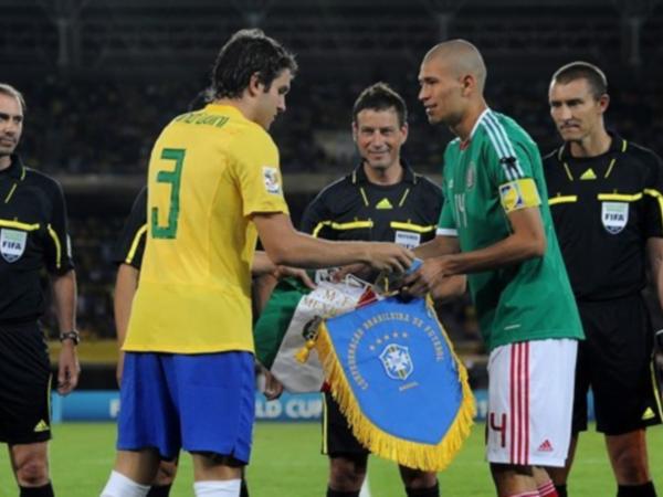 Brasil y México se disputan el oro en la final del fútbol masculino