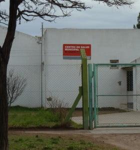 Robo en el centro de salud del barrio Vista Alegre