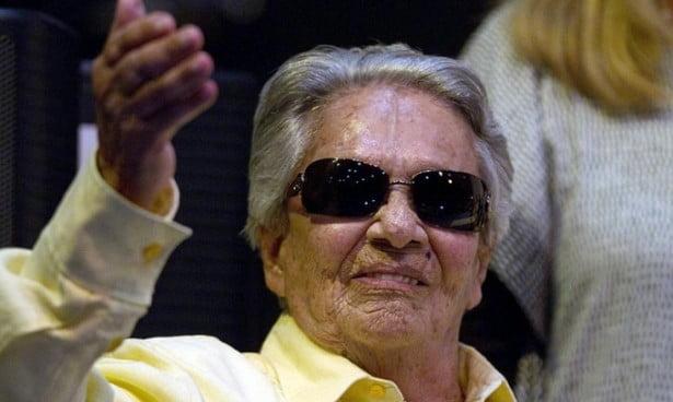 A los 93 años, murió Chavela Vargas