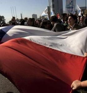 Chile: el paro nacional de la enseñanza congregará a docentes, estudiantes y padres
