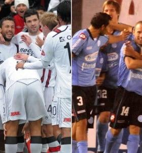 Colón empató con Belgrano en Santa Fe y es el único puntero del torneo