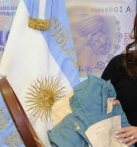 Cristina retomó sus actividades y defendió la militancia de los jóvenes