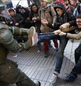 """Estudiantes chilenos anuncian """"estallido social"""""""