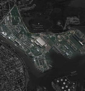 La Isla Demarchi y el cadáver de Facundo