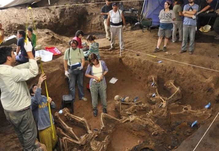 Ya se identificaron los restos de 260 desaparecidos