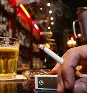 Prohíben fumar en los bingos y locales gastronómicos bonaerenses