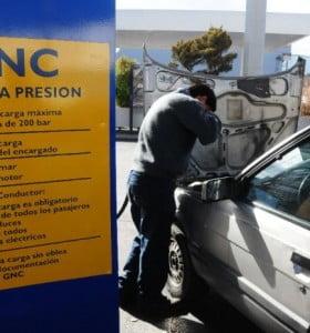 Subas del 300% en el precio del GNC para estaciones