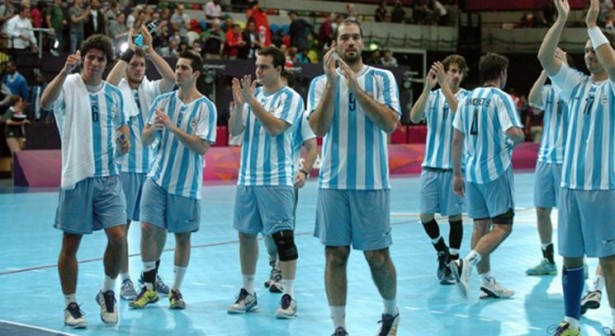"""""""Los Gladiadores"""" del handball no pudieron llegar a cuartos"""