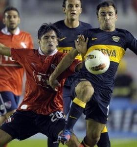 """Boca no pudo con """"El Rojo"""" y quedó eliminado en la primera ronda de la Copa"""