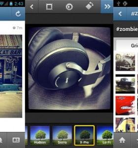 Instagram 3.0, con énfasis en la navegación por el servicio