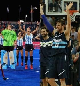Las Leonas van por la medalla de oro y el básquet se cruza con el Dream Team