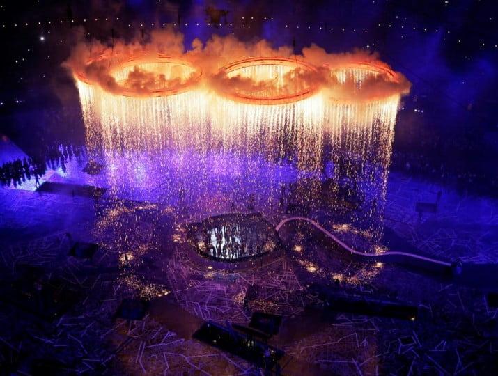 Londres cerró la fiesta y Río de Janeiro ya espera por los Juegos Olímpicos de 2016