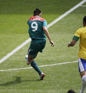 México le ganó a Brasil y se quedó con el oro