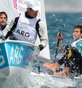 De la Fuente y Calabrese lograron el bronce y le dieron la segunda medalla a la Argentina