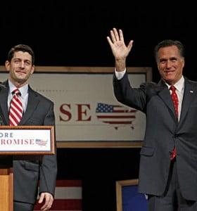EE.UU: Paul Ryan será el candidato de Romney a la vicepresidencia