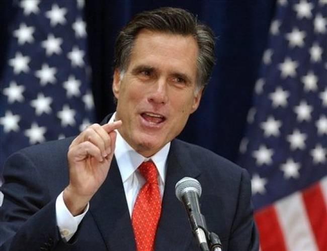 Consagran a Mitt Romney como el contendiente de Obama