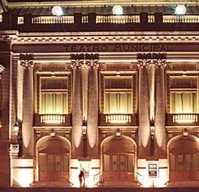 El Teatro Municipal: una historia que se sigue escribiendo.