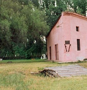 Mateada e historia en el Fortín Cuatreros