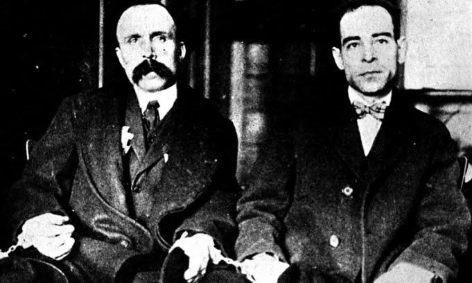 Hace 85 años ejecutaban en los Estados Unidos a los anarquistas Sacco y Vanzetti