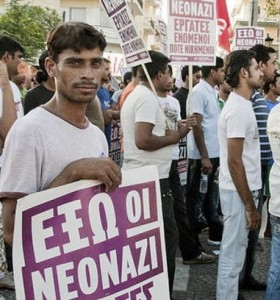 Al calor del ajuste, crece la discriminación en Grecia