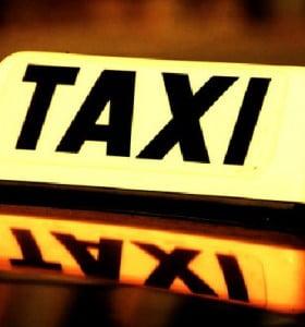 Menores asaltaron a un taxista