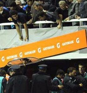 Boca: clausuraron la Bombonera y expulsaron a los involucrados en los incidentes