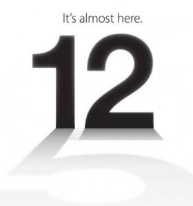 Confirmado: Apple presenta el nuevo iphone el 12 de septiembre