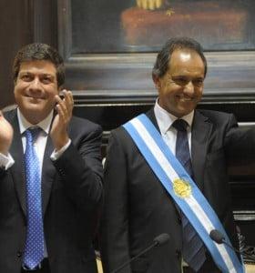 La re-re en provincia ¿el plan B de Scioli?