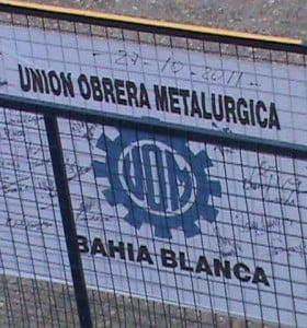 """La realidad de la industria metalúrgica en la ciudad """"no es buena"""""""