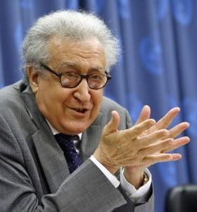 El mediador de Naciones Unidas y la Liga Arabe, pesimista con el futuro de Siria