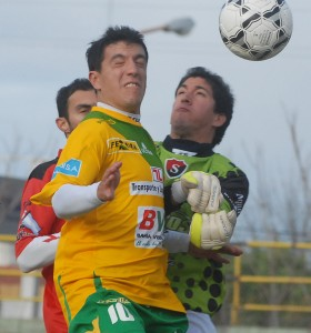 Comercial venció a Sporting y lidera el Clausura