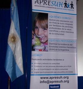 La Asociación para la Prevención del Síndrome Urémico Hemolítico cumple 3 años de labor