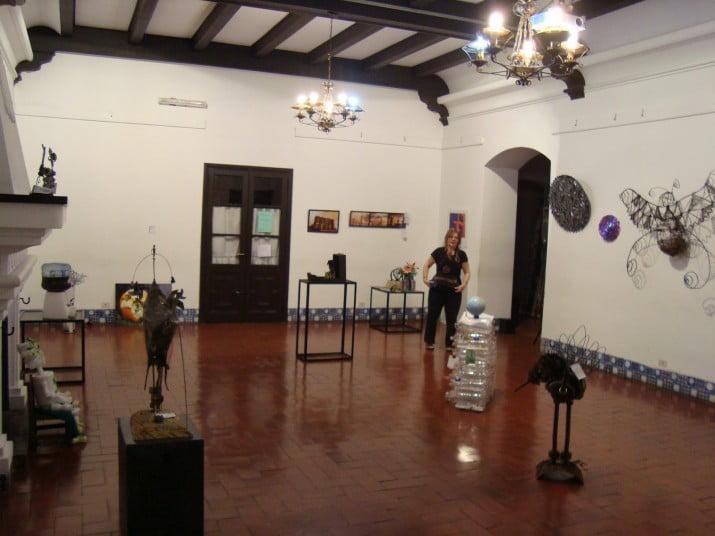 Abrió sus puertas el 2º Salón de Arte Sustentable