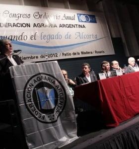 Buzzi fue reelegido en Federación Agraria Argentina