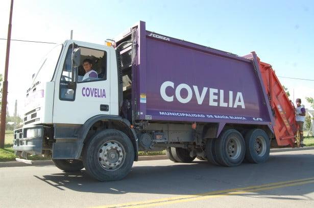 El servicio de recolección de residuos será normal el próximo lunes 24