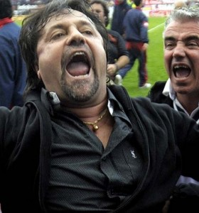 """Para Caruso Lombardi, los hinchas de San Lorenzo """"deberían estar de fiesta"""""""