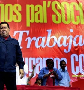 Hugo Chávez se acerca a una nueva reelección con un alto grado de adhesión popular