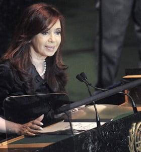 La Presidenta habla en la ONU y se reúne con Ban Ki-Moon y el presidente de Egipto
