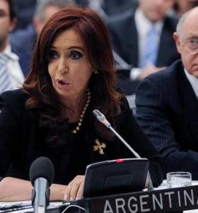 Cristina viaja para participar de la Asamblea General de la ONU