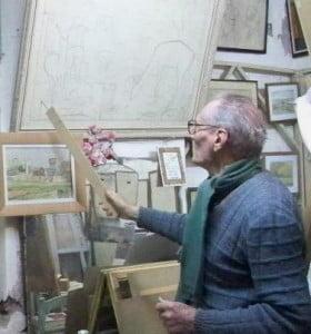 Muestra retrospectiva del artista bahiense Dario Lorenzini en el MAC/MBA